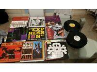 Hip Hop Rap vinyl huge collection 200+
