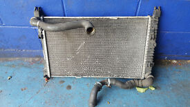 Details about MERCEDES C CLASS W203 C220 C200 CDI TURBO DIESEL RADIATOR GOOD CONDITION