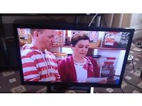 LG 27 LED TV FREEVIEW/MEDIA PLAYER/FULL HD 1080P/SLIM DESIGN AS NEW NO OFFERS
