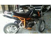 Mini moto/crosser