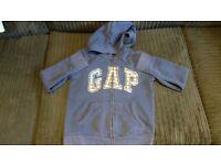Genuine Gap Kids USA girls hoodie 11/12 years