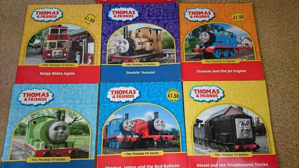 Thomas tank engine bookset