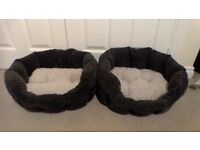 Pets at Home Cat Beds x 2, Excellent Condition