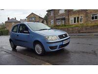 2003 FIAT PUNTO 1.2 ACTIVE MOT TAXED CHEAP CLEAN CAR