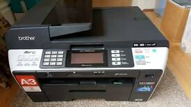 A3 and A4 printer, scanner, fax and copier