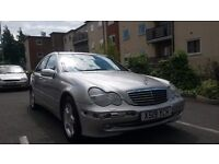 Mercedes C class - 2 prev owners 90 000 miles