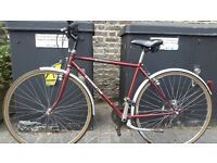 French Men's Hybrid Bike in Perfect Condition( (Size 58/L)