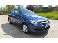 Vauxhall Astra 1.6 i 16v Energy 5dr Only 49k Full Main Dealer Service history New MOT HPI Clear