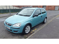 2005 Vauxhall Corsa 1.2! 12M MOT! FSH! NEW CHAIN! 80k! Cheap reliable bargain!