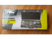 New Extreme 65pc Socket Set