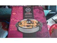 Paella electric cooking gadget