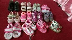 Girl doodles shoes uk5-6