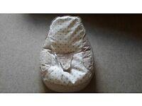 Bambeano Baby Bean Bag - Neutral
