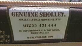 """Genuine """"Sholley"""" shopping trolley"""