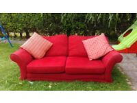 Large sofa, very good condition - sits three