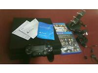 PS4 500gb playstation4 complete mint