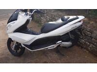 Honda pcx 125cc low mileage