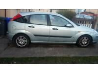Ford focus 04 lpg drives fine spares and repairs