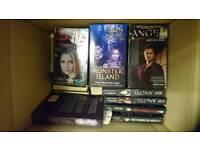 Buffy and Angel books