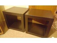 Shelves /bed side tables