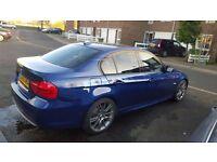 2010 BMW 3 SERIES 2.0 318d SportsEdition 4dr