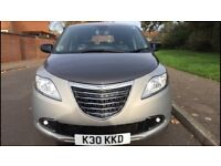 VERY RARE & AMAZING CAR THESE CHRYSLER YPSILON TWINAIR LIMITED 0.9L TURBO AWESOME TO DRIVE