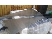 Opel colour Polycarbonate off cuts