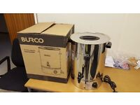 Burco Electric Commercial 30L Hot Water Boiler - Stainless Steel - NEW