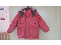 Debenhams designer Junior J boys coat 18-24 months