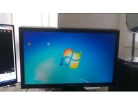 """Asus VH242H 23.6"""" (24 Inch) Computer Monitor"""