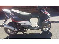 Sinnis harrier 125 cc