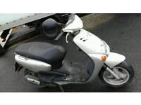Yamaha Neos 100cc Moped Scooter