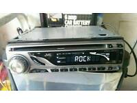 Jvc car stereo face off good working order can deliver