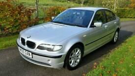 2005 BMW 3 Series 2.0 318i ES 4dr