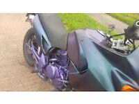 Honda Varadero XL 125. Custom paint Job, deristricted