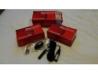 3x Audio Technica Pro Series 45 Cardioid Condenser Hanging Microphones
