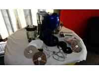 Retro kitchen Torino Stand mixer