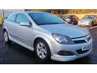 2006 06 VAUXHALL ASTRA 1.4 SXI (CHEAPER PART EX WELCOME)