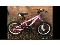 "Girls 16"" Carrera Luna Mountain Bike"