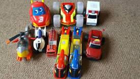 Medium & large cars