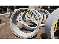 Concrete Chamber Manhole Ring 1050mm x 500mm with steps