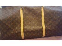 Brown Louis Vuitton bag Great Condition