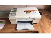 Colour printer/copier/scanner
