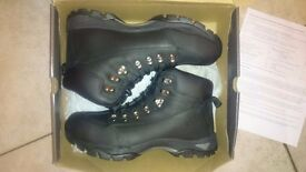 Trojan safety boots