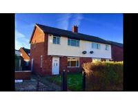 3 bedroom house to rent which occupies a corner plot and has recently been refurbished