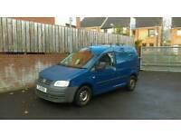 SOLD 2006 Volkswagen Caddy