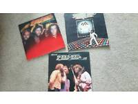 3 x Bee Gees Lp's