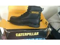 Caterpillar Sheffield safety boots