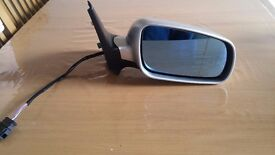WING MIRROR FOR VAUXHALL ASTRA SILVER