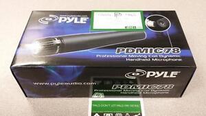 Pyle Professional Handheld Mic